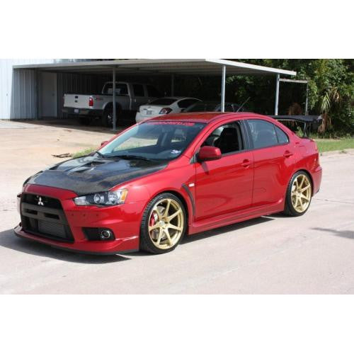 "APR GTC-300 2008-up Mitsubishi Evolution 10 Carbon Fiber Adjustable Wing 61"" Airfoils"