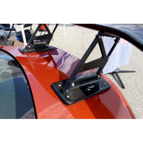 APR GTC-200 2013-up Scion FR-S/Subaru BRZ Carbon Fiber Adjustable Wing