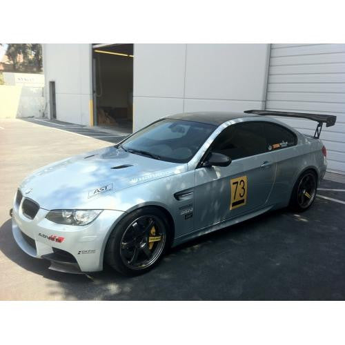 "APR GTC-300 2005-2011 BMW E92 M3 Carbon Fiber Adjustable Wing 67"" Airfoils"