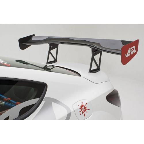 "APR GTC-300 2009-up Hyundai Genesis Coupe Carbon Fiber Adjustable Wing 61"" Airfoils"