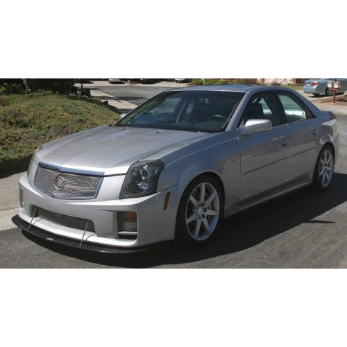 APR Carbon Fiber Splitter 2004-2007 Cadillac CTS-V Sedan
