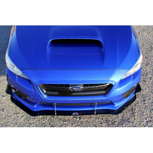 APR Carbon Fiber Wind Splitter 2015-2017 Subaru WRX (stock bumper)