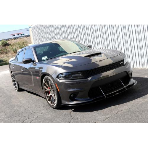 APR Carbon Fiber Wind Splitter 2015-up Dodge Charger SRT-8 / Scat Pack / Hell Cat / Daytona