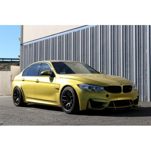 APR Carbon Fiber Wind Splitter 2014-up BMW F82 M4 / F80 M3 (Stock Bumper)