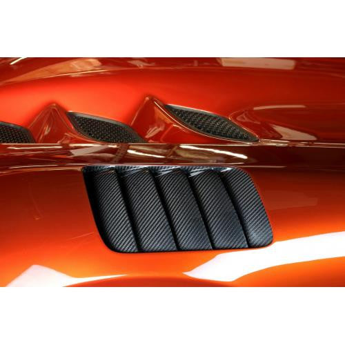 APR ACR Fender Vents (Extreme Aero Only) 2015-Up Dodge Viper