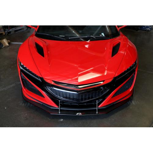 APR Carbon Fiber Splitter 2016-up Acura NSX (Stock Bumper)