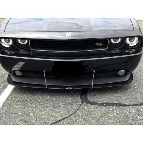 APR Carbon Fiber Wind Splitter 2008-2010 Dodge Challenger RT, SXT (Non SRT8)
