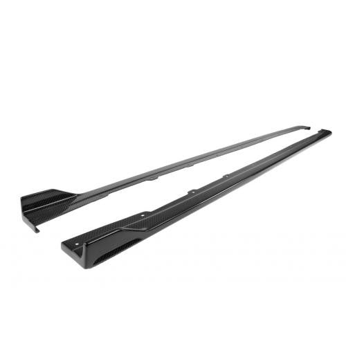 APR Carbon Fiber Side Rocker Extension 2015-up Subaru WRX / STI