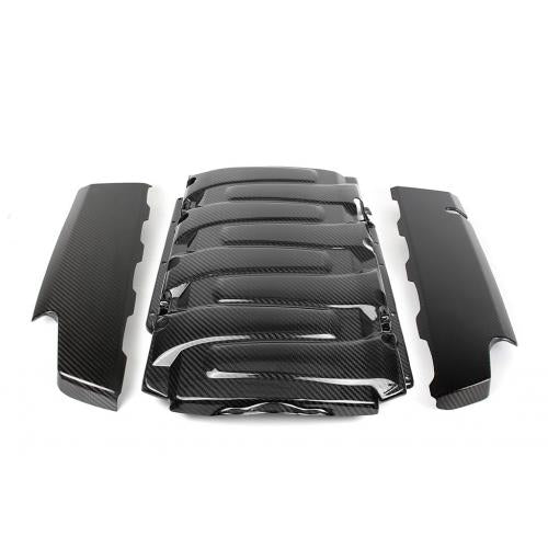 APR Carbon Fiber 2016-up Chevrolet Camaro SS LT1 Engine Cover Package