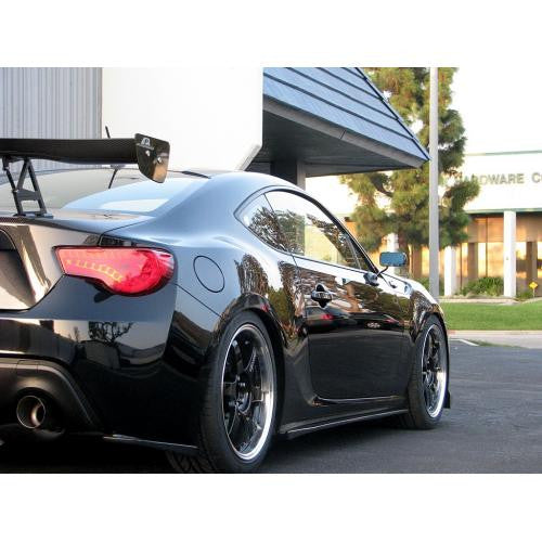 Carbon Fiber 2013-up Scion FR-S & Subaru BRZ Formula 3 Mirror Black
