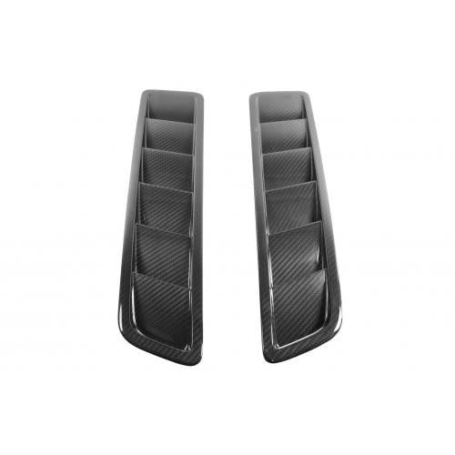 APR Performance 2013-14 Ford Mustang GT Carbon Fiber Hood Vents