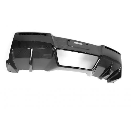 APR Carbon Fiber 2014-up Chevy Corvette C7 (without Undertray) Rear Diffuser