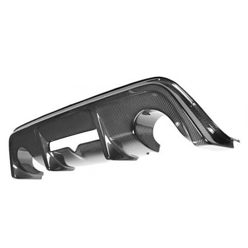 APR Carbon Fiber 2013-up Scion FR-S/Subaru BRZ Rear Diffuser