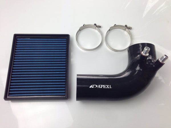 APEXi Suction Intake Kit 2008-15 Lexus IS-F V8 (Black Hose)