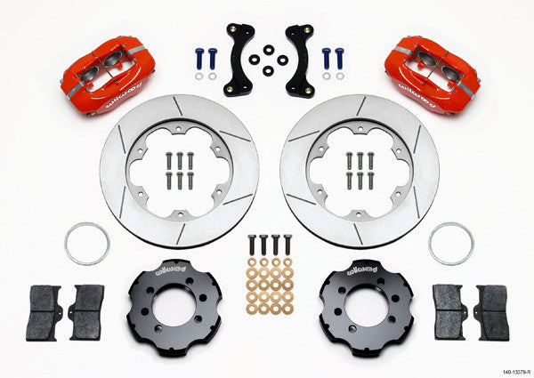 Wilwood Forged Dynalite Big Brake Front Brake Kit 1989-2005 Mazda Miata