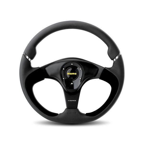 Momo Nero Steering Wheel 350mm