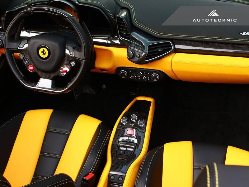 Perfect AutoTecknic Carbon Fiber Interior Package   Ferrari 458 Italia/ 458 Spider  ...