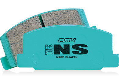 Project Mu NS Brake Pads 1991-2000 Acura NSX / 1993-2000 Honda Prelude / 98+ Acura Integra Type R (front)