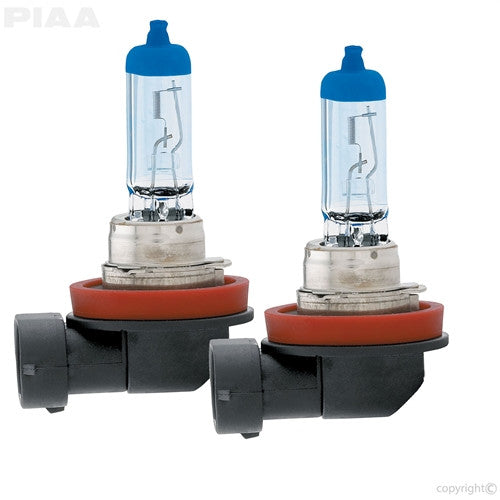 PIAA XTreme White Plus Twin Pack Halogen Bulb H10 45W