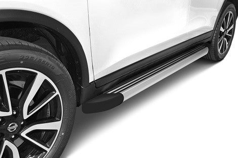 Romik RB2 Running Board Side Steps 2014+ Land Rover / Range Rover Sport