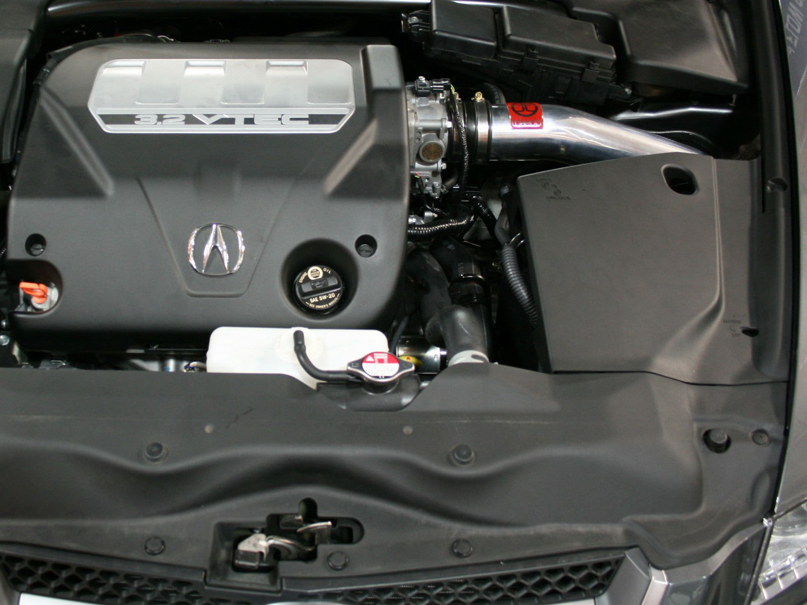 Takeda Stage Dry Attack Cold Air Intake Acura TL L V - Acura tl type s cold air intake