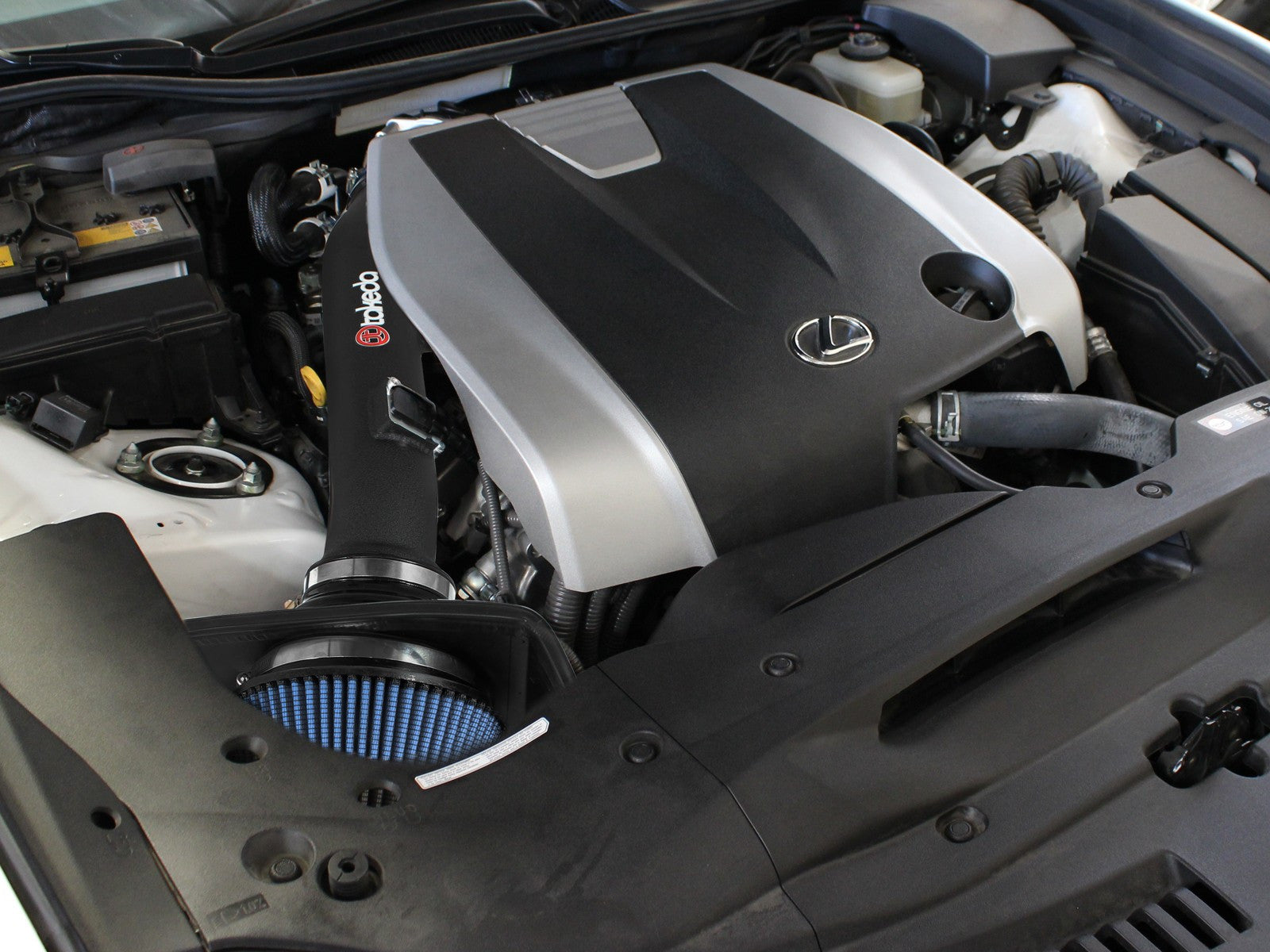 cold air intake for lexus gs 350