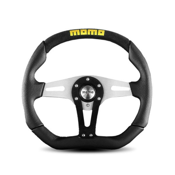 Momo Trek Black Steering Wheel 350mm