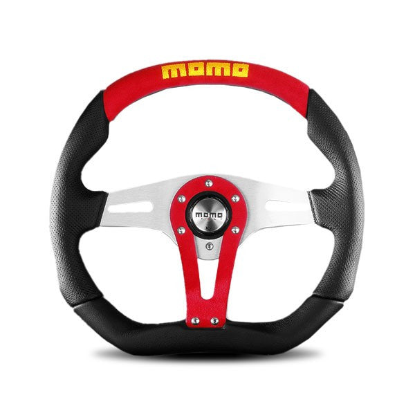 Momo Trek Red Steering Wheel 350mm