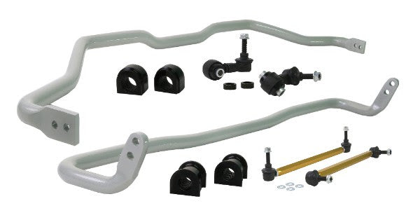 Whiteline Front & Rear Sway Bar Kit 2017-2018 Honda Civic Type-R (FC/FK/FK8)
