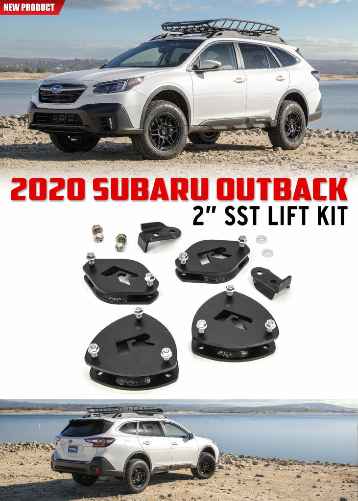 "ReadyLift 2"" SST Lift Kit 2020 Subaru Outback"