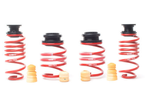H&R Suspension VTF Adjustable Lowering Springs 2015-2019 Audi RS3 & S3 (w/o MRC)