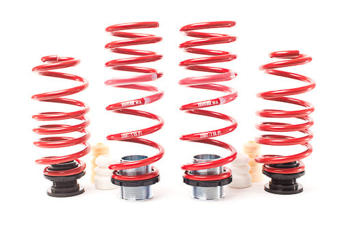 H&R Suspension VTF Adjustable Lowering Springs 2009-2016 Audi A4 Quattro, 2008-2015 A5 Cabrio/Quattro, 2009-2016 S4, 2008-2017 S5