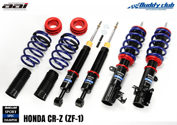 Buddy Club Sport Spec Dampers 2011+ Honda CR-Z (ZF1)