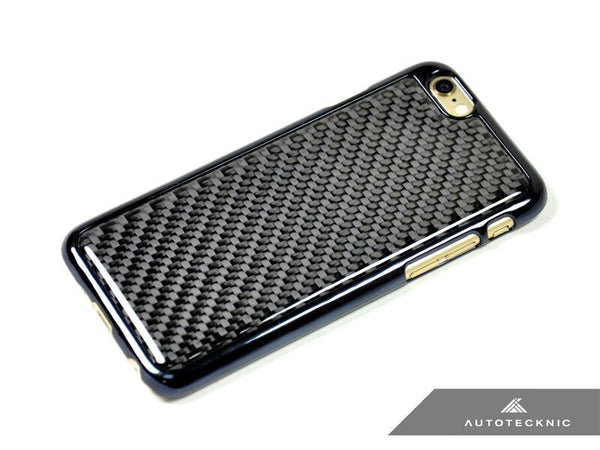 AUTOTECKNIC CARBON FIBER IPHONE COVER - 6