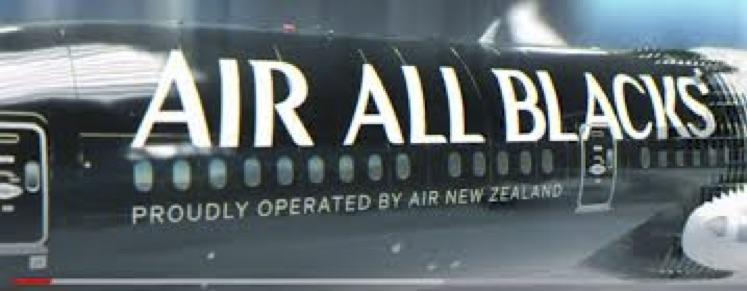 Air NZ becomes Air AllBlacks in brilliant new safety video