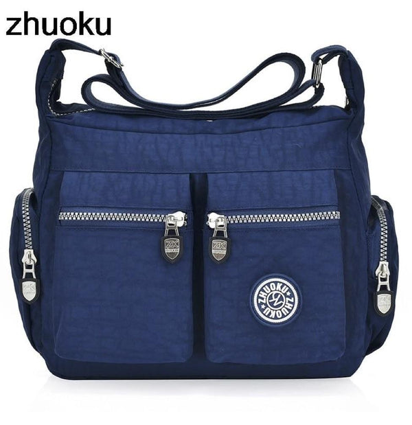 Amazing ladies travel handbag by Zhuoku | Rickshaw Journey