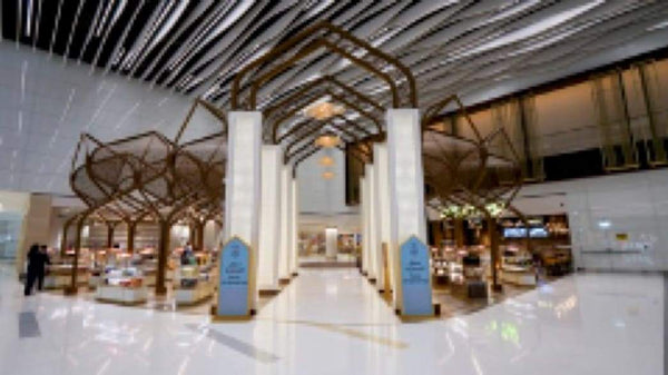 FIRST LOOK OF THE $1.1 BILLION NEW AIRPORT TERMINAL OF BAHRAIN | Rickshaw Journey
