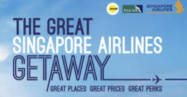 Fly to Asia for Under $500 with the Great Singapore Airlines Getaway | Rickshaw Journey