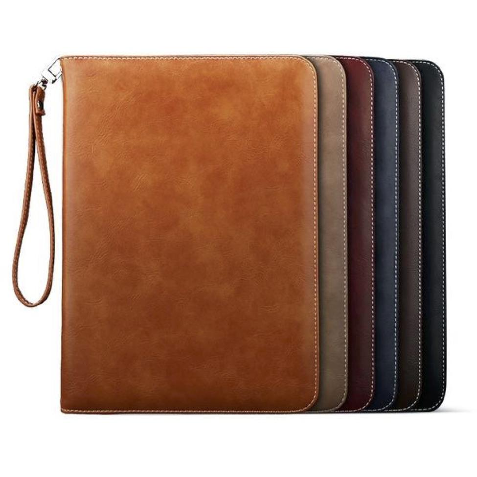 Genuine Leather Smart Ultra think Cover case