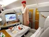 Great Award Availability If You Want to Shower in the Sky: Emirates First Class, Many Cities | Rickshaw Journey