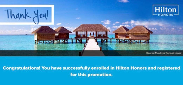 Hilton Honors Gold MVP Fast Track Four Stays Within 90 Days (Status Valid Through Early 2023) | Rickshaw Journey