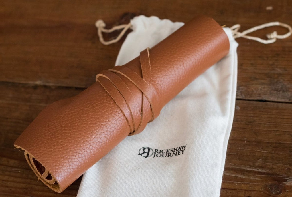 New product - leather roll up