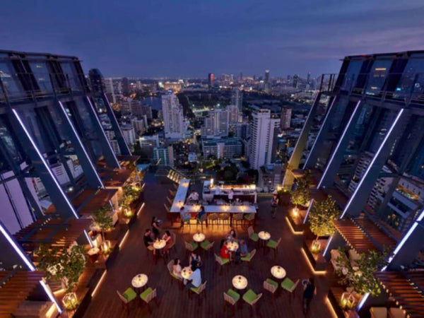 Live In A 5 Star Bangkok Hotel For 365 Days With Crazy Perks For $33K