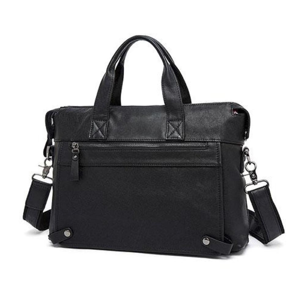Order now. WESTAL Messenger Bag genuine leather...