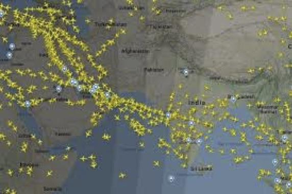 Pakistan Airspace News: Airspace now open to all scheduled commercial flights | Rickshaw Journey