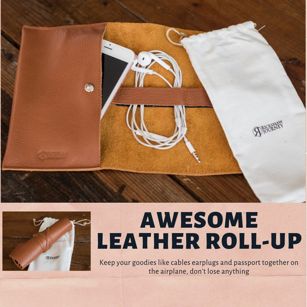 This is the best of the best quality leather - you need one! | Rickshaw Journey