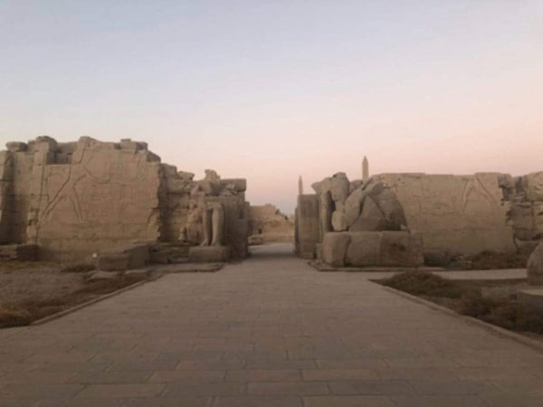 Visit Egypt Now – Every Tomb, Temple, & Pyramid to Yourself | Rickshaw Journey