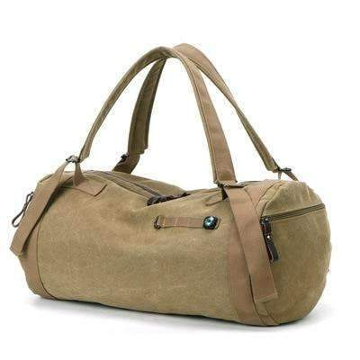 Canvas Travel Duffel Bag - Rickshaw Journey