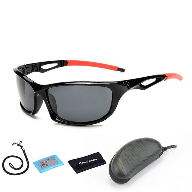 Reedocks New Polarized Fishing Sunglasses - Rickshaw Journey
