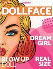 Doll Face Blow Up Doll